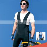 2015 Latest design high quality Mens Spring Cycling bib pant