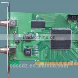 Digital PCI Play Card(ASI IN and ASI out)/asi pci card