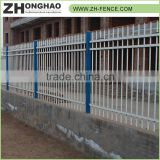 Manufacturer Hot selling Eco-friendly Metal Frame Material cheap decorative wrought iron fence