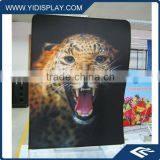 Exhibition custom pop up cardboard display stand