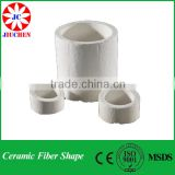 Refractory Special shaped vacuum formed ceramic fiber