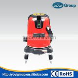 360 degree rotary cross lines green beam Laser Level YDWL5