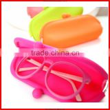New trendy cheap silicone Glasses Case coin bag for 2015