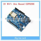 WeMos D1 WiFi Uno R3 Based ESP8266 DIY Kit Support IDE F221 Smart Electronic