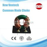 High quality ferrite core common mode chock toroidal coil transformer by factory