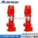 XBD-LL series vertical multi-stage centrifugal fire-fighting pump