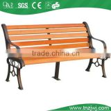 low price garden wood outdoor patio benches