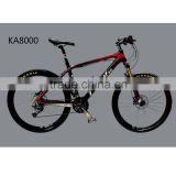 KA8000 China factory price high quality road Bicycle 10S Dirt bike Racing bike alloy carbon frame 26""
