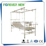 YXZ-G-III(B) CE approved factory supply Good Quality stainless steel multi-function orthopedic traction hospital bed