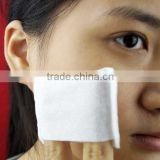 high quality Finger plug-in comestic and makeup cotton pad