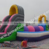 Adults love Inflatable Wipeout Ball/Commercial sports Inflatable Fun City/Amusement Park for adult