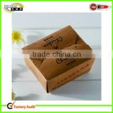 disposable food container for fried chicken kraft paper box