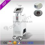 Combined with skin Cooling technology portable laser hair removal equipment with CE approved