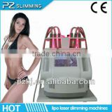 2013 Excellent Combination! Multi-Functional Desk-top Lipo Laser RF Massage Vacuum Cavitation Body Beauty Slimming System