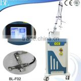 Eye Wrinkle / Bag Removal Rf Micro Needles Face Lift Fractional Co2 Laser Machine 1ms-5000ms