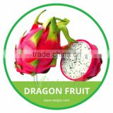 HIGH QUALITY FRESH WHITE DRAGON FRUIT // PITAYA // VIETNAMESE EXOTIC FRUITS