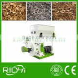 Factory Offer Industrial Alfalfa Grass Palm Rice Husk Bran Cotton Hull Straw Hay Sawdust Biomass Wood Pellet Machine Price