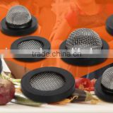 Stainless steel mesh filter washer/hose filter washer/Shower Filter Rubber Washer