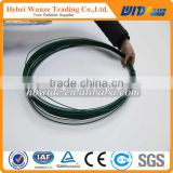 High quality PVC coated wire / colored PVC coated wire / Plastic coated iron wire (FACTORY MANUFACTURER)
