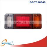 24V LED Low Power Truck Tail Lamps for Sales
