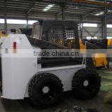 China Mini/compact skid steer loader with self-developed technology (0.7T 0.36 capacity CE approved)