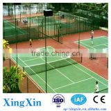 Professional Manufacturer tennis courts, Wrapped Type Chain Link Fence, Chain Link Fence Netting (Pd - 040)