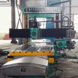 Double column planer milling machine