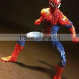 spider-man action figure,pvc action figure manufacturer,wholesale collectible action figure