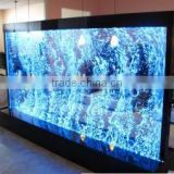 salon Indoor water bubble wall decoration Display Screen