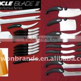 16PCS KNIFE SET