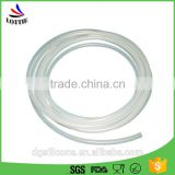 Food Grade Flexible Silicone Vacuum Tubing Hose heat resistant rubber hose,silicone tubing