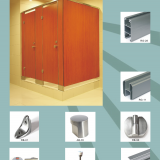 Cheap Price Factory Toilet Partition Accessories