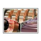 C1100 Copper-ETP 0.15mm * 300mm Copper Foil Tape for Power Transformer
