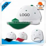 Fashionable hot sell cheap sports fiber optic baseball cap
