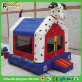 bouncy houses for kids, air jumper inflatable trampoline, large inflatable funlando with cartoon for sale