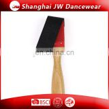 Wooden Practical Shoes Brush for Ballroom Dance Shoes