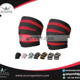 Weight lifting Knee Wraps Power Lifting Knee Wraps