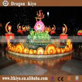 2015 hot sale Chinese silk latern for New Year and party