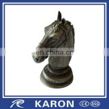 cheap wholesale customized animal figurine in zinc alloy