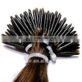 "best china exports for 2014 quality 18"",20"",22"" natural straight keratin human hair extensions"