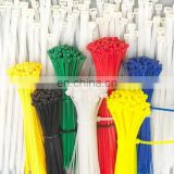 250*7.5mm self locking plastic cable tie,hose tie/zap-strap,zip tie/tie-wrap