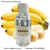 Concentrated fruit flavor for e-liquid: Banana flavor/ Flavour