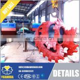 10 Inch YHCSD200 Hydraulic Cutter Suction Dredger for sale