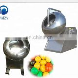Tablet peanut snack sugar coating machine with sprayer