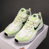 Nike Air Max 270 React nike shoes for men on sale For women/Men in green