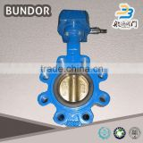 Api 609 Standard Butterfly Valve With Handle
