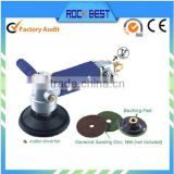 pneumatic wet polisher for stone marble granite                                                                         Quality Choice