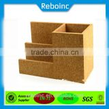Reboinc-X6 Factory manufacturer Cork craft Home decoration cork storage box cork display box                                                                         Quality Choice
