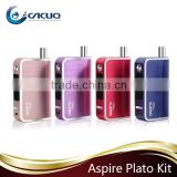 Fast shipping Aspire Plato kit all in one kit hot selling Aspire Plato 50w TC kit cacuq offer