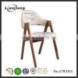 Alibaba unfinished wood chair frames supplier